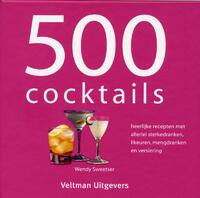 500 Cocktails-Wendy Sweetser