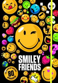 Smiley Friends Doeboek-