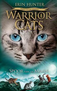 Warrior Cats - Serie 4 - Teken van de sterren - Boek 4: Spoor van de maan-Erin Hunter
