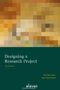 Designing a research project-Hans Doorewaard, Piet Verschuren
