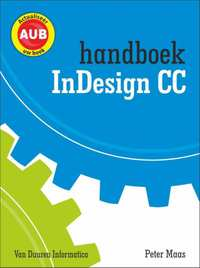 Handboek Adobe Indesign CC-Peter Maas