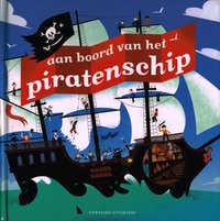 Aan boord van het piratenschip-Jean-Michel Billioud