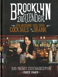 Brooklyn Bartenders<br />Carey Jones