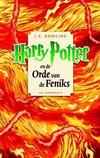 Harry Potter en de Orde van de Feniks (deel 5)-J.K. Rowling