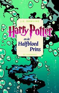 Harry Potter en de halfbloedprins-J.K. Rowling