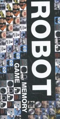 Robot Memory Game-Mieke Gerritzen