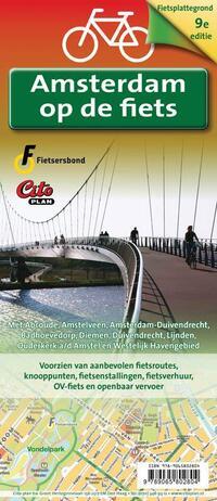 Amsterdam op de fiets-
