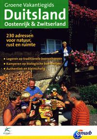 Groene Vakantiegids Duitsland, Oostenrijk & Zwitserland-Anwb