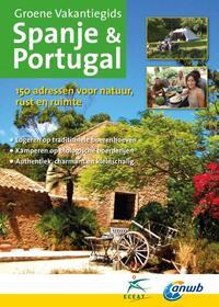 Groene Vakantiegids - Spanje & Portugal-Anwb
