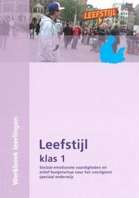 Leefstijl voor het VSO Sociaal-emotionele vaardigeden en actief burgerschap-E. Warneke, J. Banens