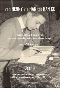 Van Henny via Han tot Han CG Deel II-Ans van der Heide-Kort