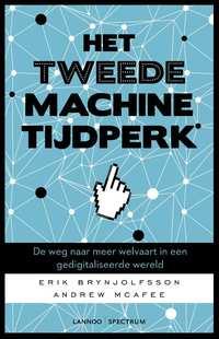 Het tweede machinetijdperk-Andrew McAfee, Erik Brynjolfsson