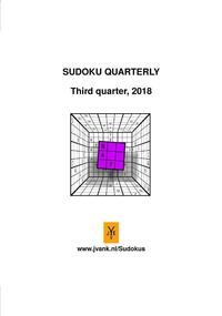 Sudoku quarterly-Herman Adèr