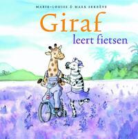 Giraf leert fietsen-Marie-Louise Sekrève, Mark Sekrève