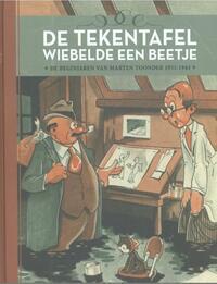 De tekentafel wiebelde een beetje-Dick de Boer, Loek Donders