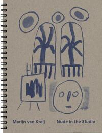 Nude in the Studio-Marijn van Kreij