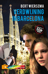Verdwijning in Barcelona-Bert Wiersema-eBook