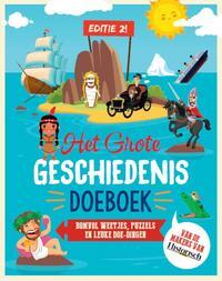 Het Grote Geschiedenis Doeboek 2018-Red.
