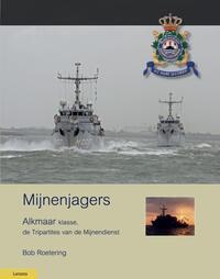 Mijnenjagers Alkmaar klasse-Bob Roetering