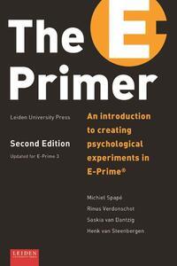 The E-Primer-Henk van Steenbergen, Michiel Spapé, Rinus Verdonschot, Saskia van Dantzig