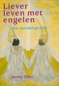 Liever leven met engelen-Janny Post-eBook