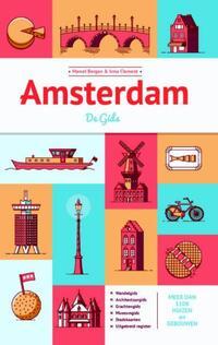 Amsterdam-Irma Clement, Marcel Bergen
