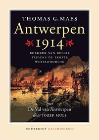 Antwerpen 1914-Thomas G. Maes
