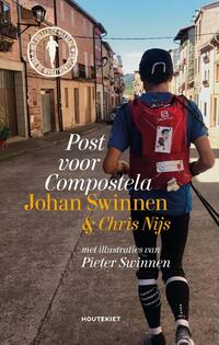 Post voor Compostela-Johan Swinnen
