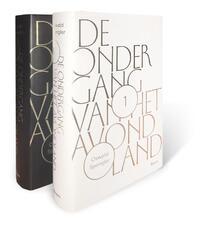 De ondergang van het Avondland - hardcover set in twee delen-Oswald Spengler