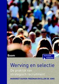 Werving en selectie-Ellen de Jong, Margriet Guiver-Freeman