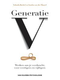 Generatie V-Sandra van der Maarel, Yolanda Buchel-eBook