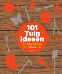 101 Tuinideeën-Jenny Hendy