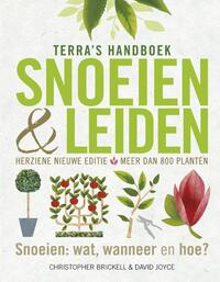 Terra's handboek snoeien & leiden-Christopher Brickell, David Joyce