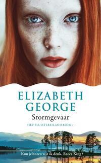Het fluistereiland 1 - Stormgevaar-Elizabeth George