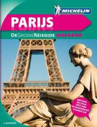 De Groene Reisgids Weekend - Parijs-Michelin