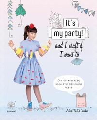 It's my party-Astrid-Fia de Craecker, Little Miss Y.-eBook