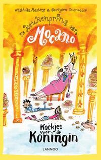 De keukenprins van Mocano 2 - Koekjes voor de koningin-Georgien Overwater, Mathilda Masters