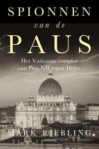 Spionnen van de paus-Mark Riebling-eBook