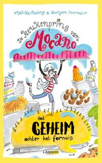 De keukenprins van Mocano-Georgien Overwater, Mathilda Masters-eBook