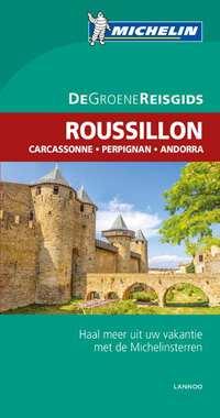 De Groene Reisgids - Roussillon - Katharenland - Andorra-Michelin