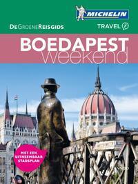 De Groene Reisgids Weekend - Boedapest-Michelin