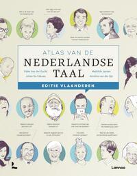 Atlas van de Nederlandse taal - editie Vlaanderen-Fieke van der Gucht, Johan de Caluwe, Mathilde Jansen, Nicoline van der Sijs