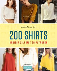 200 Shirts-Evelien Cabie