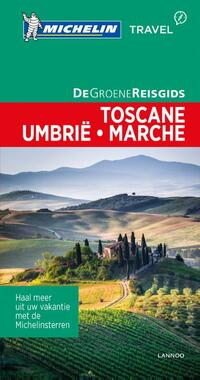 De Groene Reisgids - Toscane/Umbrië/Marche-Michelin