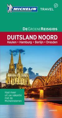 De Groene Reisgids - Duitsland Noord-Michelin