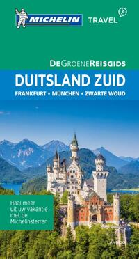 De Groene Reisgids - Duitsland Zuid-Michelin