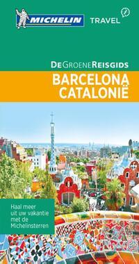 De Groene Reisgids - Barcelona/Catalonië-Michelin