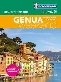 De Groene Reisgids Weekend - Genua/Cinque Terre/Portofino-Michelin