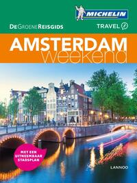 De Groene Reisgids Weekend - Amsterdam-Michelin
