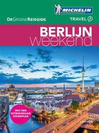 De Groene Reisgids Weekend - Berlijn-Michelin